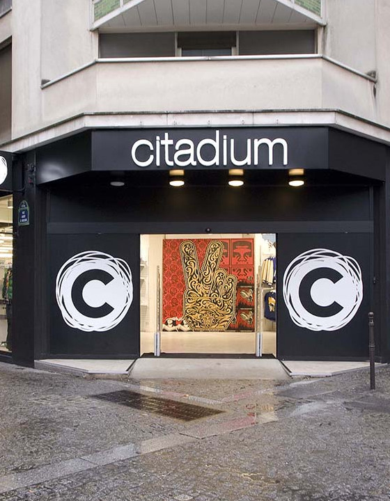 Citadium Paris Beaubourg